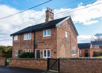 Thumbnail 1 bed cottage to rent in Church Street, Ightfield, Whitchurch, Shropshire