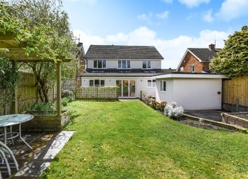 Thumbnail 4 bed detached house for sale in Peregrine Road, Leckhampton, Cheltenham