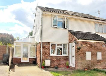 Thumbnail Semi-detached house for sale in Barnston, Dunmow, Essex