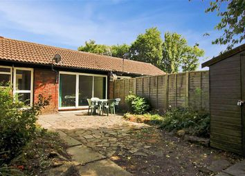 Thumbnail 3 bed terraced bungalow for sale in Hills Close, Great Linford, Milton Keynes, Bucks