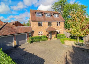 Thumbnail 5 bed detached house for sale in Louisville Close, Stanstead Abbotts, Ware