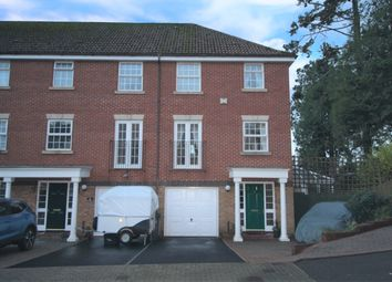 Thumbnail 4 bed end terrace house for sale in Durham Close, Preston, Paignton
