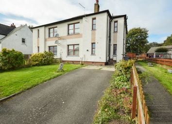 Thumbnail 2 bed flat to rent in Knowehead Crescent, Kirriemuir, Angus
