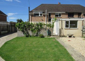 Thumbnail 3 bed semi-detached house for sale in Duncan Crescent, Bovington, Wareham