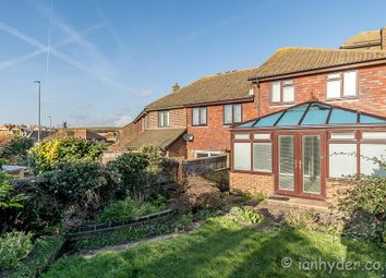 Thumbnail 3 bed semi-detached house for sale in St. Aubyns Mead, Rottingdean, Brighton