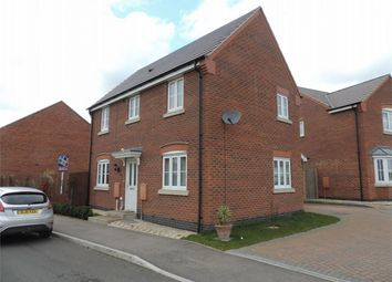 Thumbnail 3 bedroom detached house to rent in Collins Avenue, Stamford, Lincolnshire