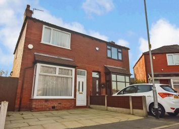 Thumbnail 2 bedroom semi-detached house for sale in Castlewood Square, Bolton