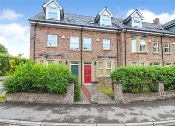 Thumbnail Terraced house to rent in Tower Court, Palace Road, Ripon, North Yorkshire