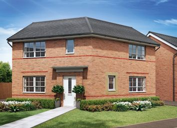 "Thumbnail 3 bed detached house for sale in ""Eskdale"" at Weston Hall Road, Stoke Prior, Bromsgrove"