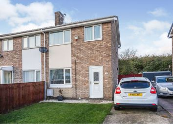 3 bed semi-detached house for sale in Moira Close, Stainforth, Doncaster DN7