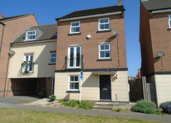 Thumbnail 4 bedroom terraced house for sale in Blenkinsop Way, Middleton, Leeds