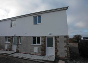 Thumbnail 3 bed end terrace house for sale in High View, North Road, Whitemoor, St Austell