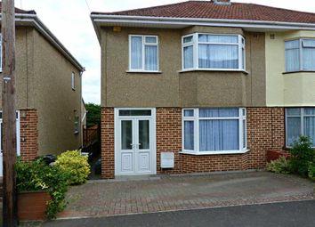 Thumbnail 3 bedroom semi-detached house for sale in Eastwood Road, Brislington, Bristol