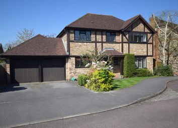 Thumbnail 4 bed detached house for sale in The Briars, Ash