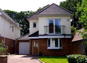Thumbnail 4 bed detached house to rent in Anthonys Avenue, Canford Cliffs, Poole