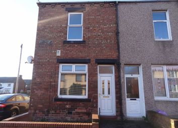 Thumbnail 2 bedroom terraced house to rent in Priory Road, Carlisle