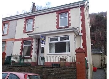 Thumbnail 3 bedroom end terrace house for sale in Blaencuffin Road, Llanhilleth, Abertillery