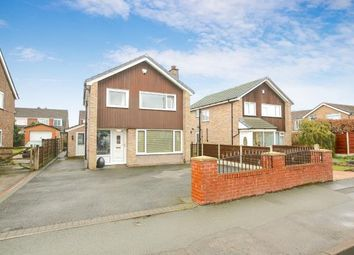 Thumbnail 3 bed detached house for sale in Lyndhurst Avenue, Hazel Grove, Stockport, Cheshire