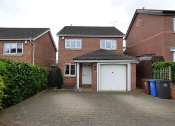 Thumbnail 3 bed detached house for sale in Kilverston Road, Sandiacre, Nottingham