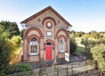 Thumbnail 4 bed detached house for sale in Warren Road, Chelsfield, Orpington