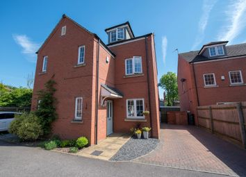Thumbnail 4 bed semi-detached house for sale in Rosa Court, Gedling, Nottingham