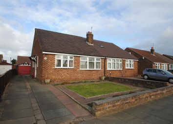 Thumbnail 2 bed bungalow for sale in Gainsborough Road, Warrington