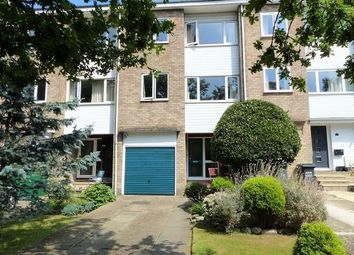 Thumbnail 4 bed town house for sale in The Hoe, Carpenders Park, Watford