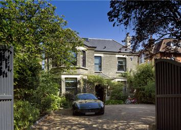 Thumbnail 5 bedroom detached house for sale in Willesden Lane, Brondesbury, London