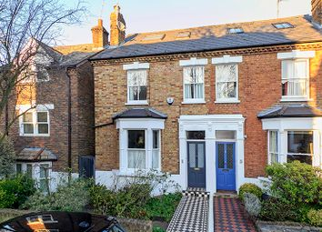 Thumbnail 3 bed semi-detached house to rent in Chisholm Road, Richmond