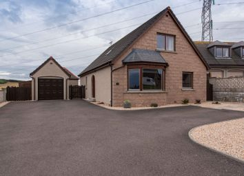 Thumbnail 4 bed detached house for sale in Brockhill Rise, Inverurie