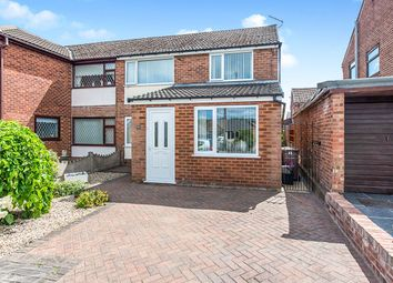 Thumbnail 3 bedroom semi-detached house for sale in Peebles Avenue, St. Helens, Merseyside