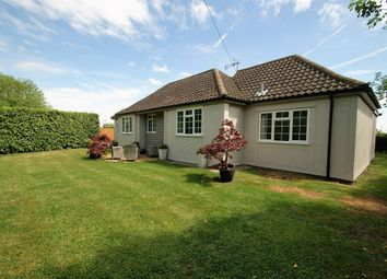 Thumbnail 4 bed detached bungalow for sale in Keers Green, Dunmow