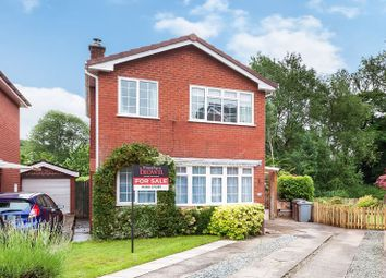 Thumbnail 3 bed detached house for sale in Belgrave Avenue, Congleton
