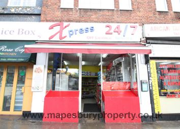 Thumbnail Retail premises for sale in Hendon Way, Hendon Central