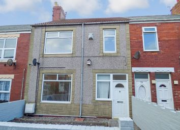 Thumbnail 3 bed terraced house for sale in George Street, Ashington