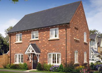 Thumbnail 3 bed detached house for sale in The Baslow, Radbourne Lane, Nr Derby, Derbyshire