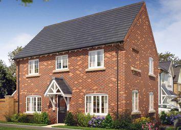 Thumbnail 3 bedroom detached house for sale in The Baslow, Radbourne Lane, Nr Derby, Derbyshire