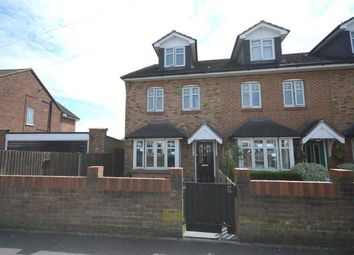 Thumbnail 2 bed end terrace house for sale in Hop Kiln Villas, 46A Haig Road, Aldershot