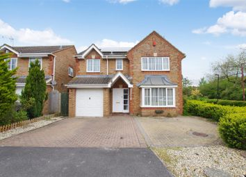 Thumbnail 4 bed detached house to rent in Greenwich Close, Abbeymeads, Swindon