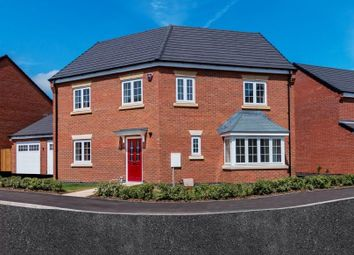 4 bed detached house for sale in Castle Hill Road, Anstey, Leicester LE7