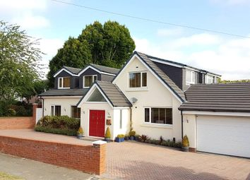Thumbnail 5 bed detached bungalow for sale in Heath Close, Woolton, Liverpool