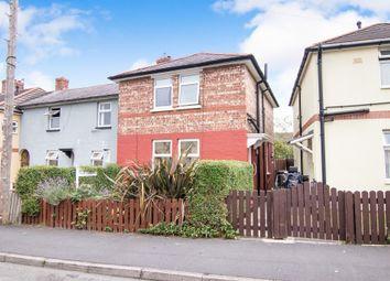 Thumbnail 3 bed end terrace house for sale in Egan Road, Prenton