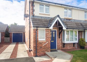 Thumbnail 3 bed semi-detached house for sale in Croft Way, Belford
