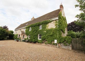 Thumbnail 4 bed farmhouse for sale in Black Dyke Road, Hockwold, Thetford