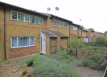 Thumbnail 3 bed terraced house to rent in Church Lees, Great Linford, Milton Keynes
