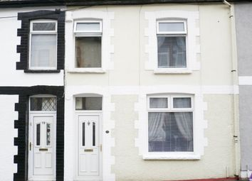 Thumbnail 3 bed terraced house for sale in Pergwm Street, Tonypandy
