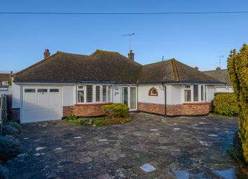 Thumbnail 3 bed bungalow for sale in Dungannon Drive, Southend-On-Sea