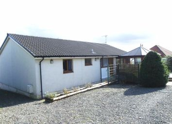Thumbnail 3 bed bungalow for sale in Dixon Place, Dunoon, Argyll And Bute