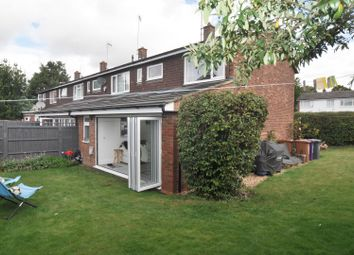 3 bed end terrace house for sale in Francis Close, Hitchin SG4