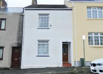 Thumbnail 2 bed terraced house for sale in Langland Terrace, Brynmill, Swansea